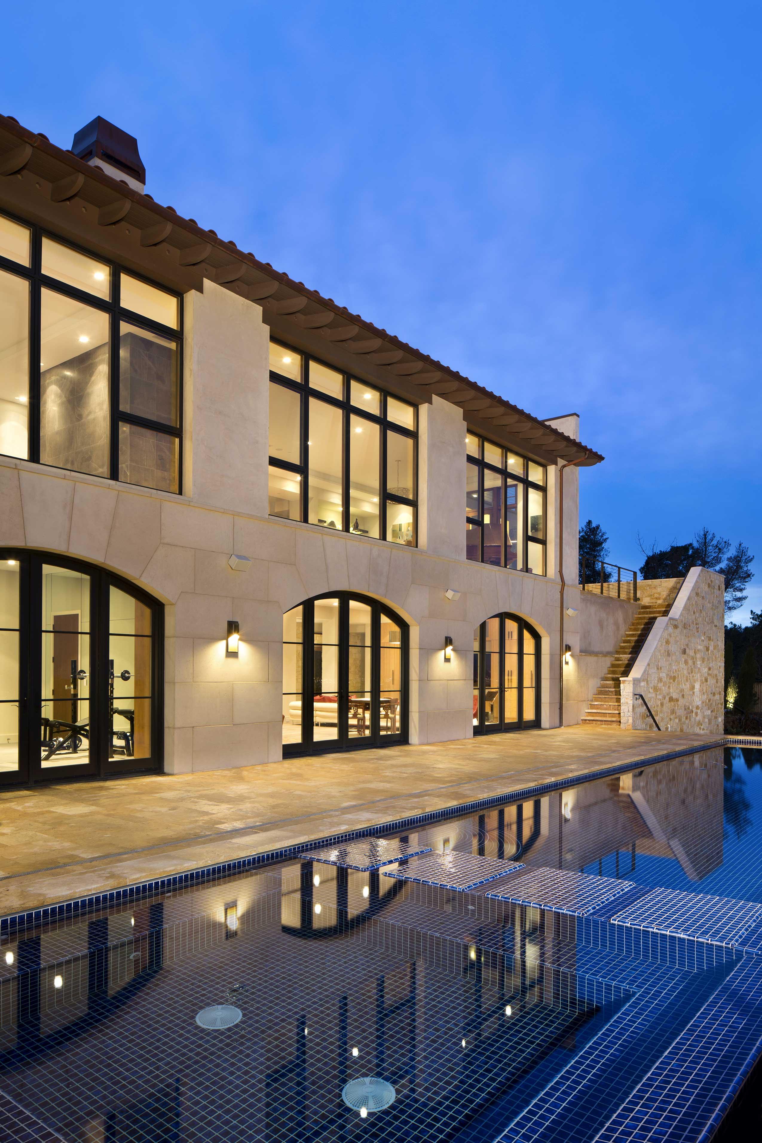 Contemporary Modern, Hillsborough CA