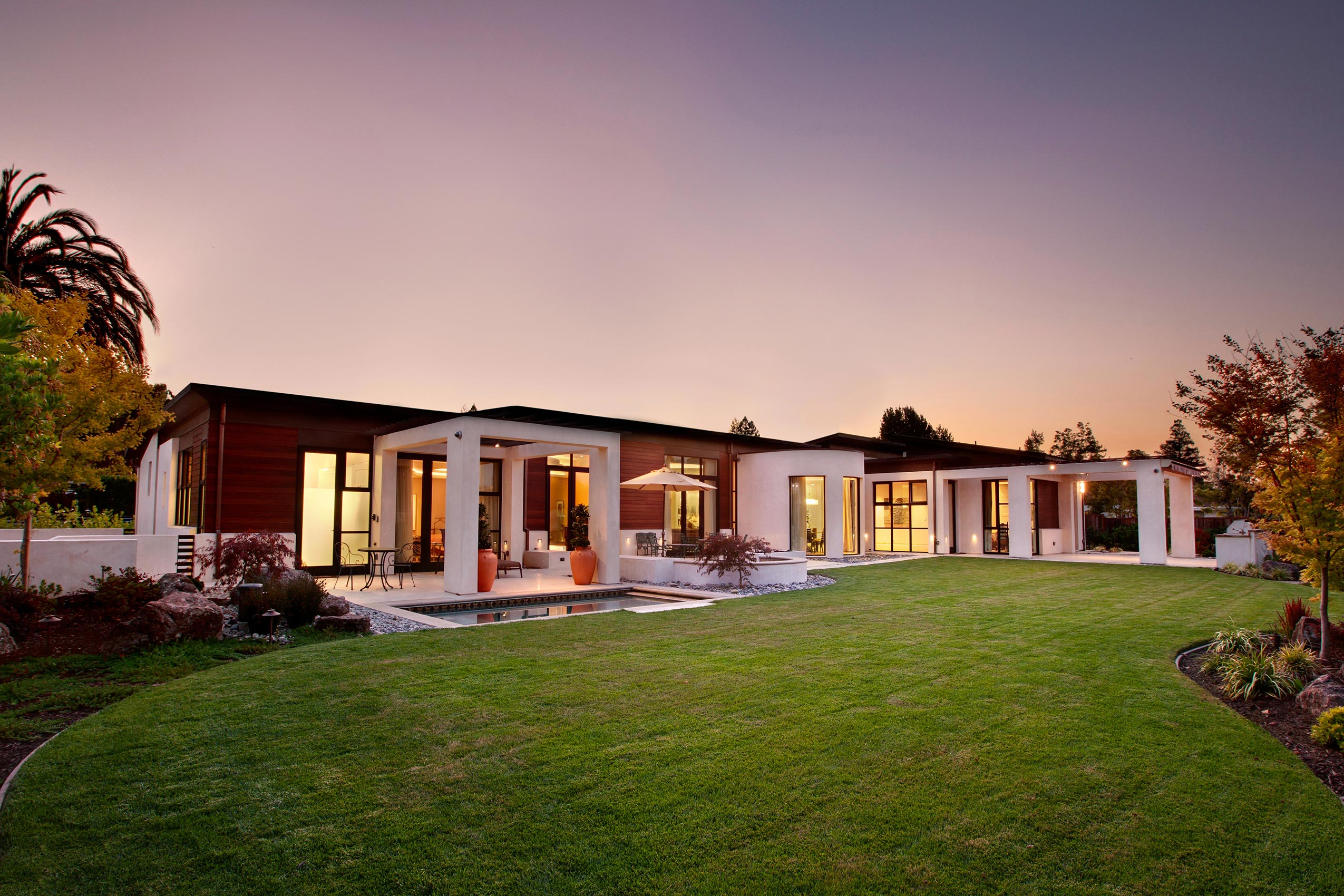 Contemporary Ranch