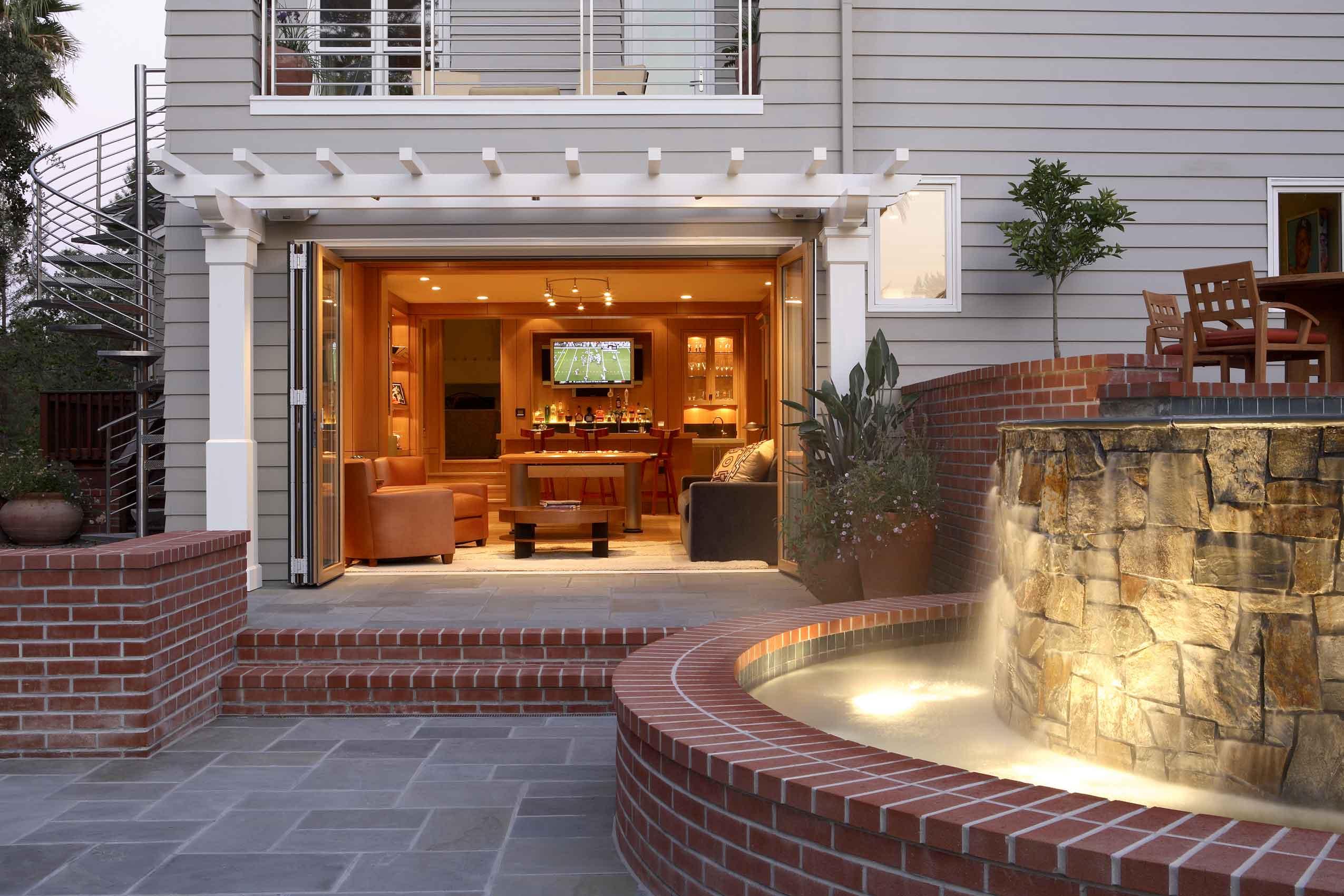 Resort Living, Atherton CA